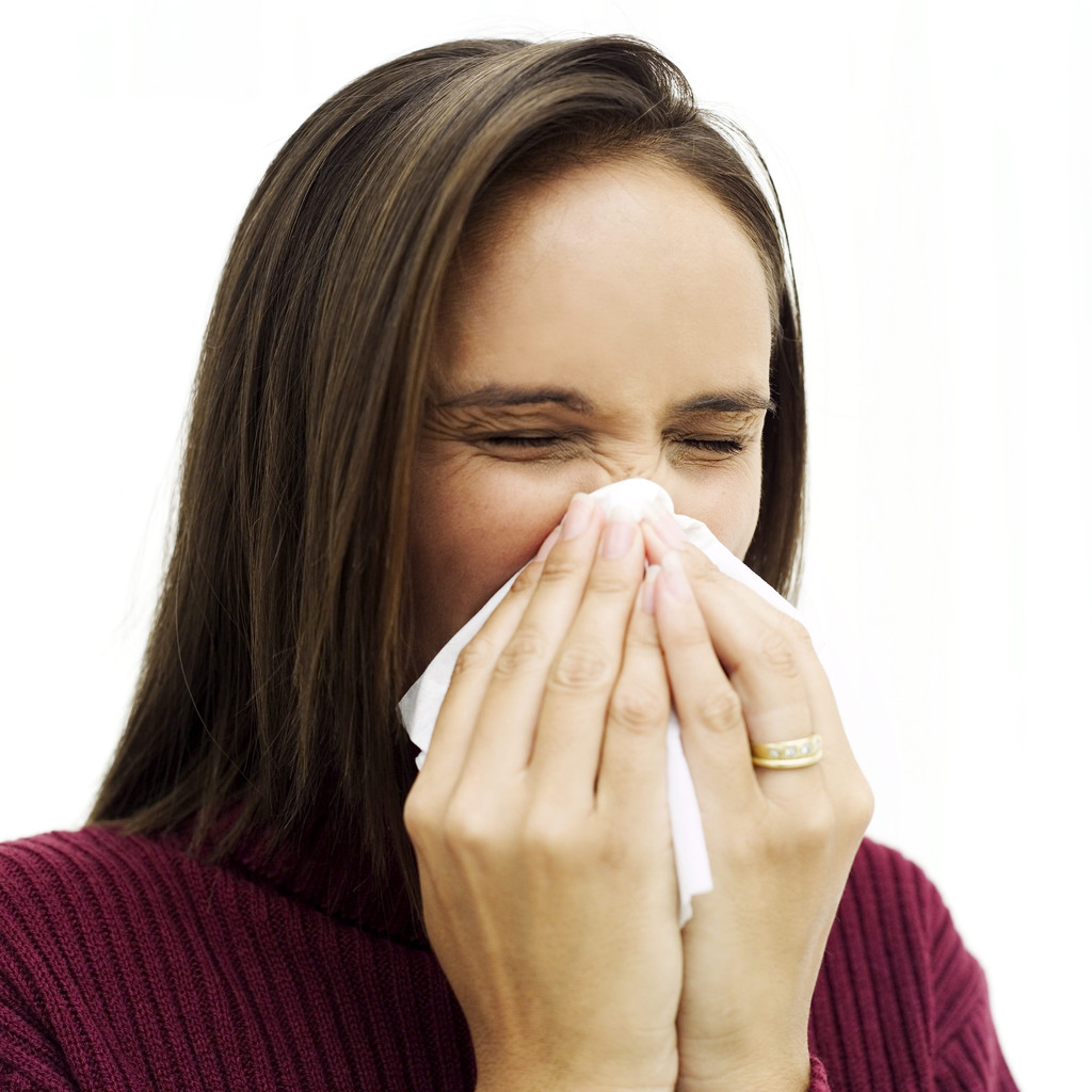 Please cover your mouth and nose with a tissue and dispose ...