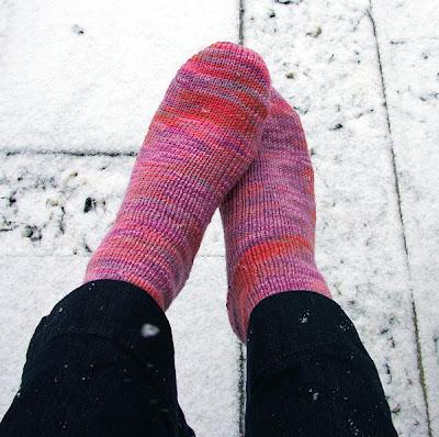 Socks & Snow