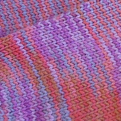 Detail Of Groovy Yarn