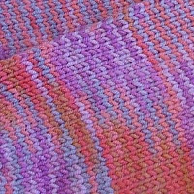 Detail Of Groovy Yarn