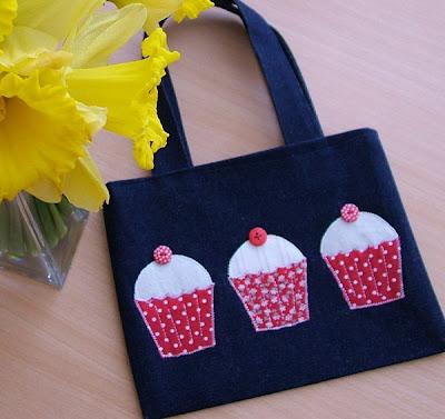 Acorn Attic Cupcake Bag