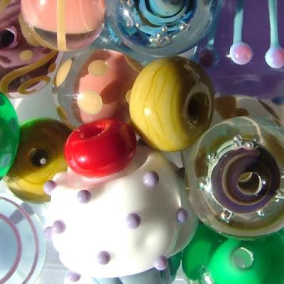 Lampwork Bead Giveaway