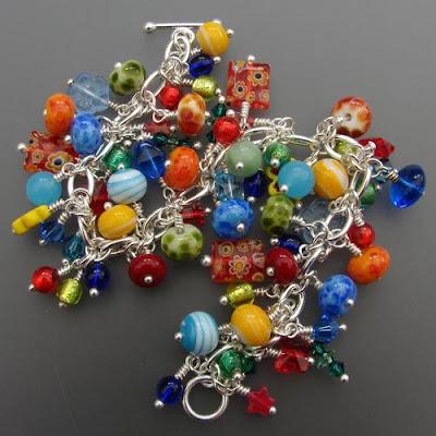 'Tutti Frutti' bracelet by Joy Funnell