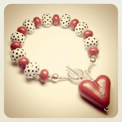 Instagram image of my bracelet