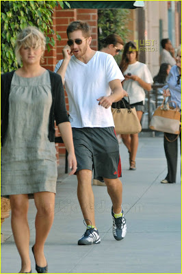 Jake in L.A. on Sept. 4