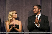 Jake and Reese exhibit absolute class at TIFF