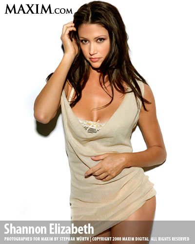 Drunk Nothings Shannon Elizabeth