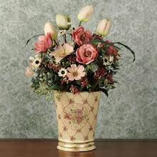 María del Carmen; Bouket floral 3/03/09