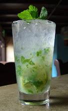 Mojito - Run Prata, hortelã, soda e suco de laranja
