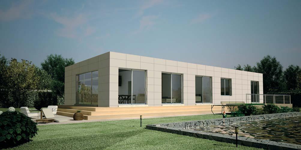 Ecorapidhouse dise o arquitectura modular for Arquitectura modular