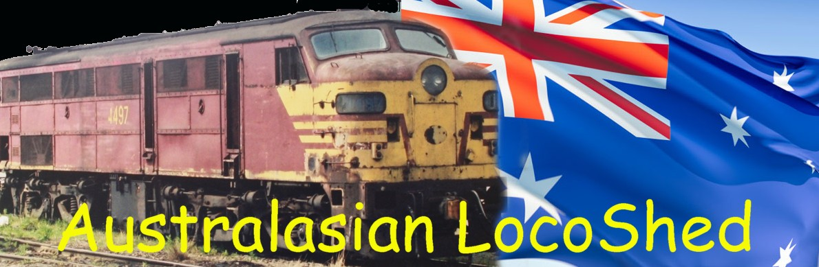 LocoShed Australiasia - Railways Of The Region