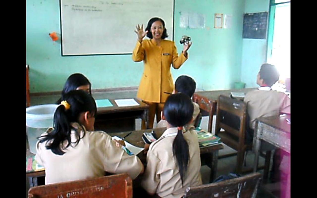 Program lesson study di sekolah