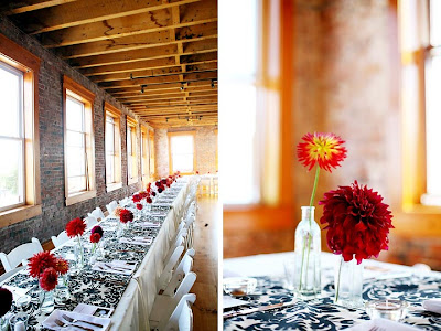 If you 39re considering long tables and your flower budget won 39t allow for a