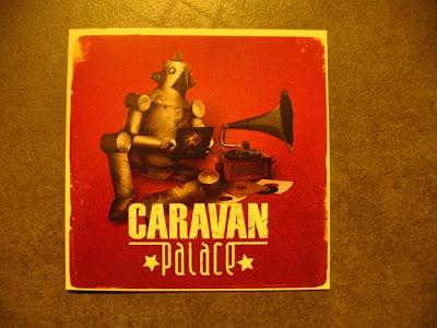 caravan palace pirates