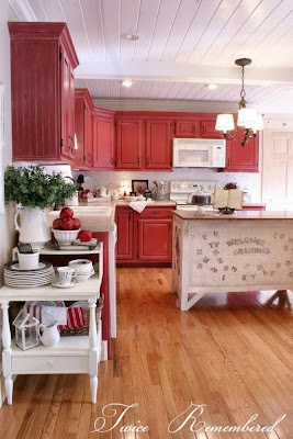 Small Kitchen Makeoversbudget on Cottage Kitchen Remodel On A Budget