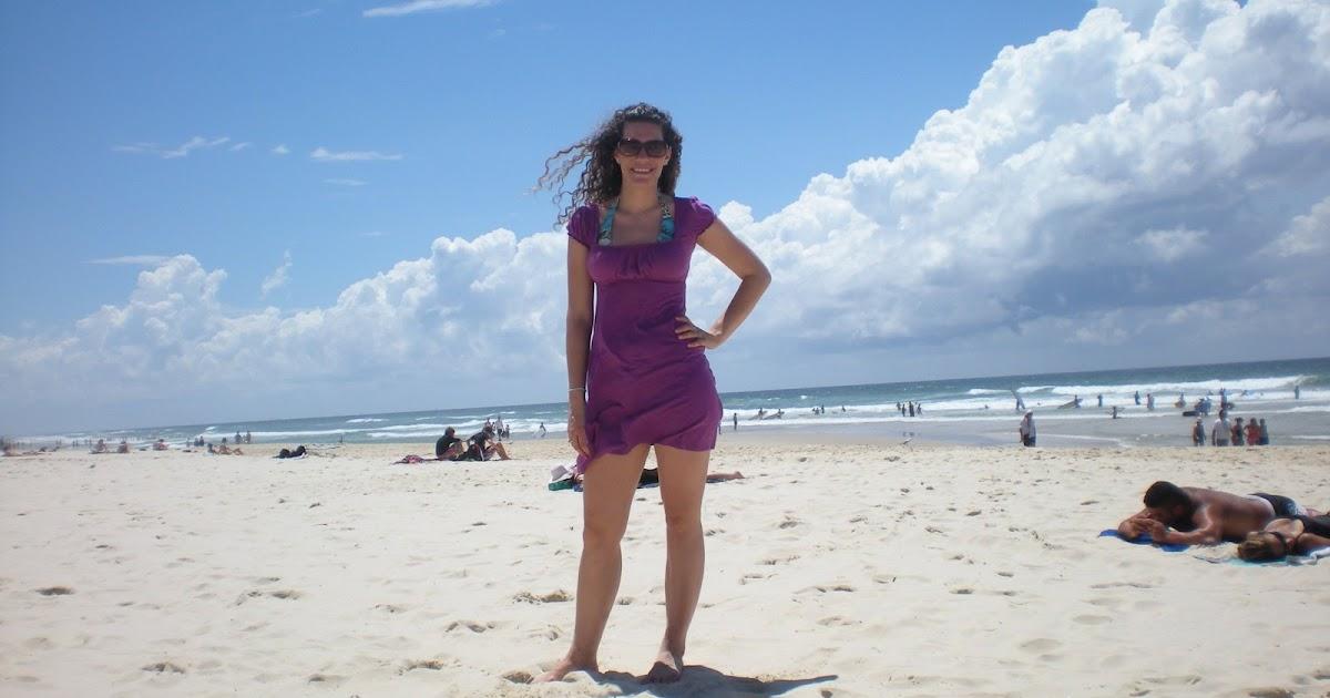 Janelle 39 s australian adventure surfers paradise griffith - Griffith university gold coast swimming pool ...
