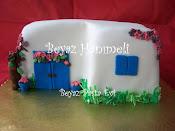 Bodrum evi pastası