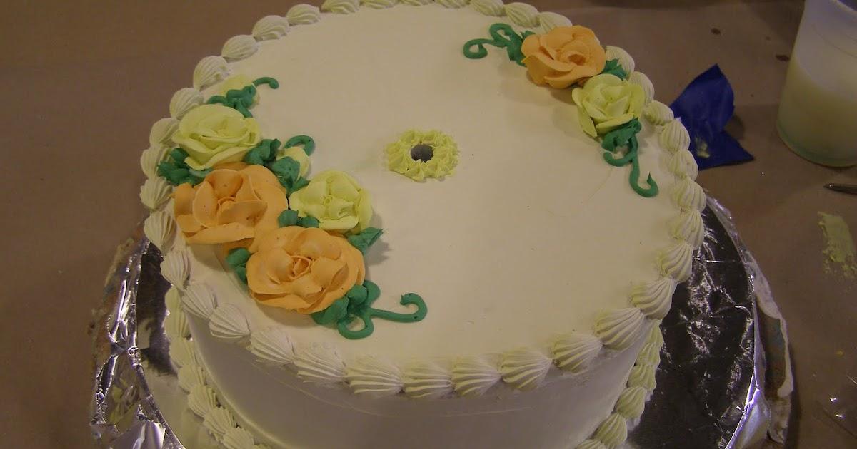 Cake Decorating Lazy Susan : Fake  n Bake: Fake-n-Cake