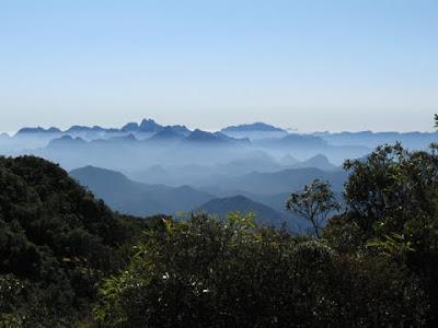 Trilha para a Pedra do Sino - Teresópolis 2
