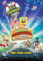 Bob Esponja: La pelicula (2004) online y gratis