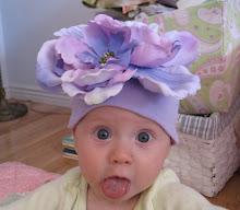 Peony Flower Hats