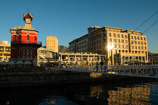 V&A Waterfront, Cape Town, South Africa © Matt Prater