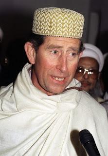 Muslim Prince Charles