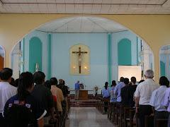 Catholic Church in Dili, Timor Leste