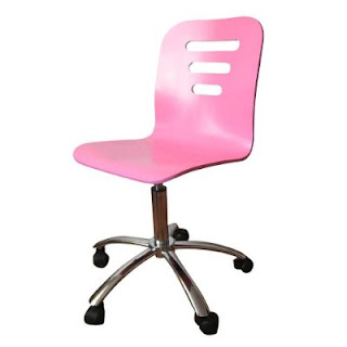 Pink office chair jpg