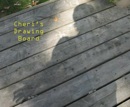 Cheri's Drawing Board