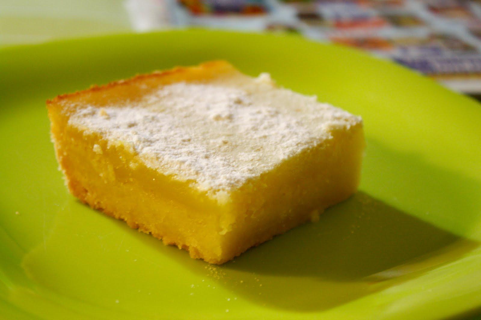 Sopapilla aka the Apple almond cheesecake square (apologies over the ...