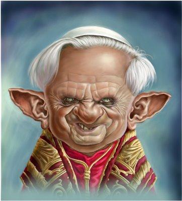 Benedicto XVI: un enemigo de la humanidad