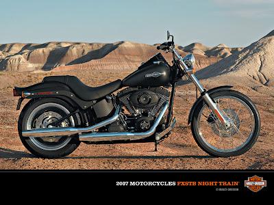 Harley Davidson motorcycle wallpapers