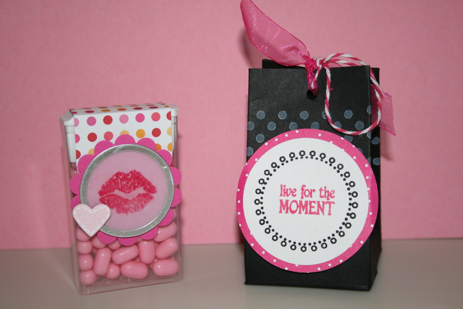 Stamp Camp: Breast Cancer Awareness Month