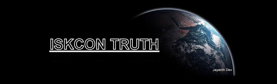ISKCON TRUTH