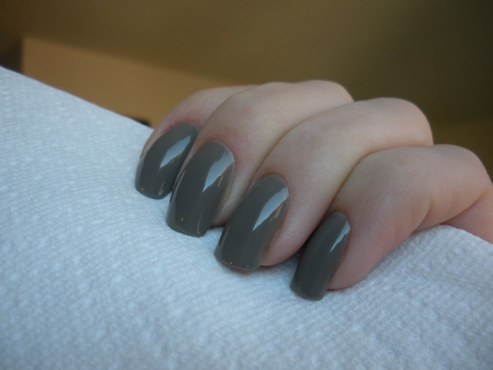 loodie loodie loodie: My nail of the day....until I realized I didn ...