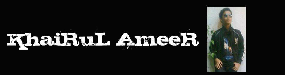 KhairuL Ameer