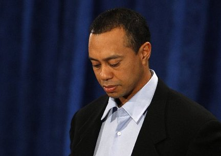 tiger woods scandal. The Impact of Tiger Woods