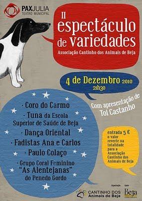 Pax julia teatro municipal ii espect culo de variedades for Espectaculo de variedades
