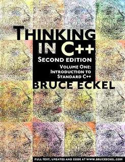 Portada del libro: Pensar en C++