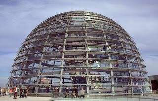 cupula Berlín. La transformación de una ciudad