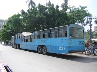 autobús la habana