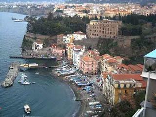 sorrento italien Costa Amalfitana: acantilados y pueblos de ensueño