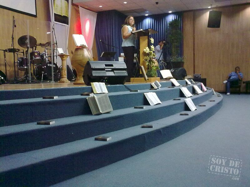 Decoracion Altares Iglesias Evangelicas ~ Todo el ambiente cristiano en un s?lo lugar septiembre 2010