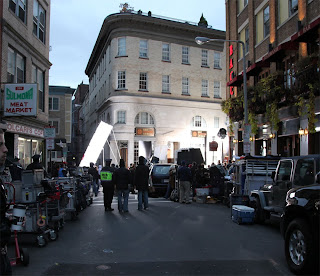 Ben Affleck movie the Town in Boston's North End