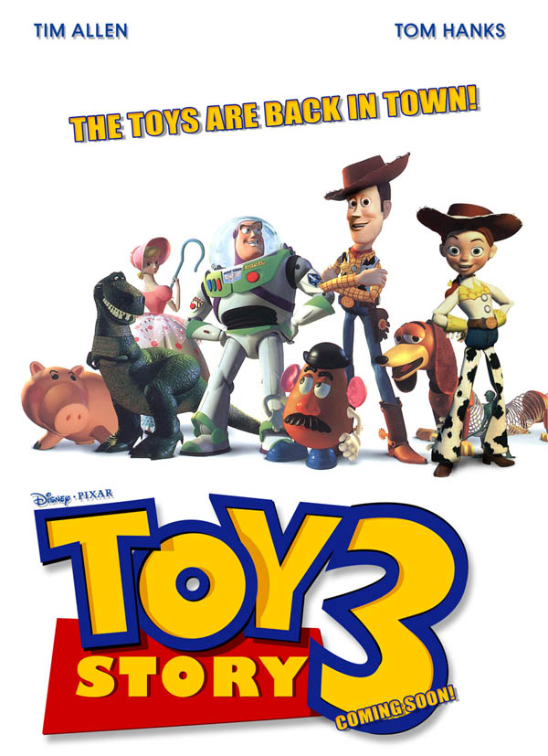 Toy Story 3 (2010) Filmi Full izle