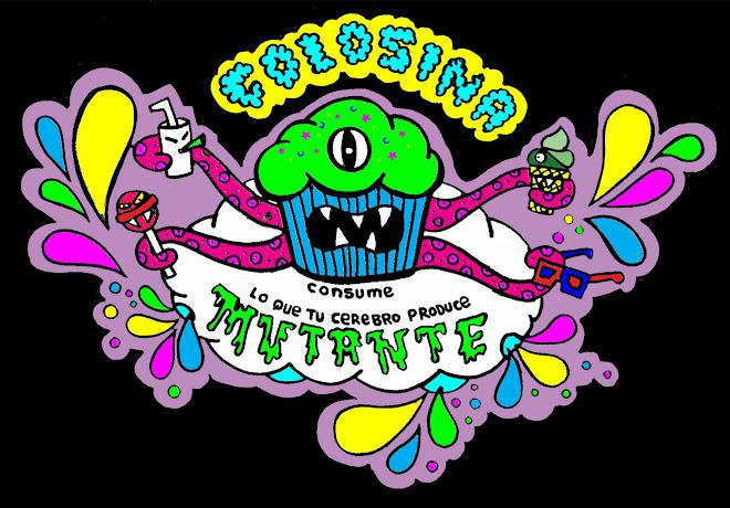 golosina mutante