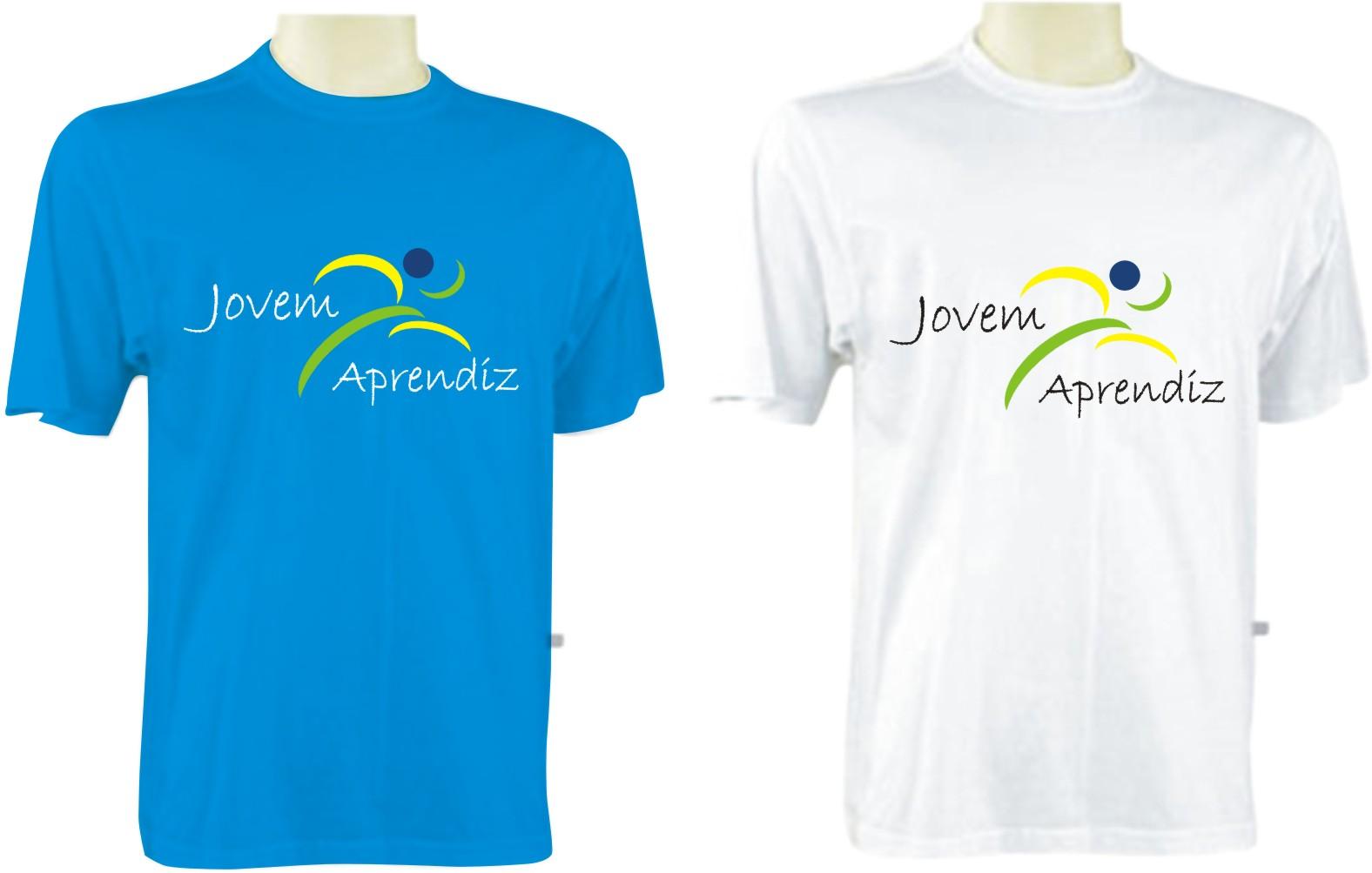 Blue Cria 231 245 Es Camiseta Jovem Aprendiz