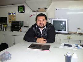Es Guillermo Orozco