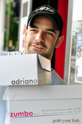 Adriano Zumbo Chocolate Cake